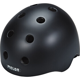 Melon Core Bicycle Helmet black